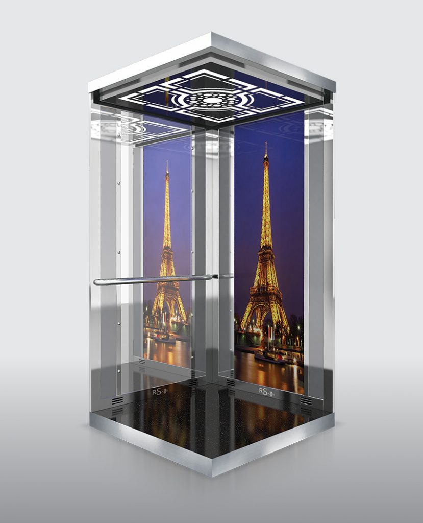 Resa Lift Exposition Kabin