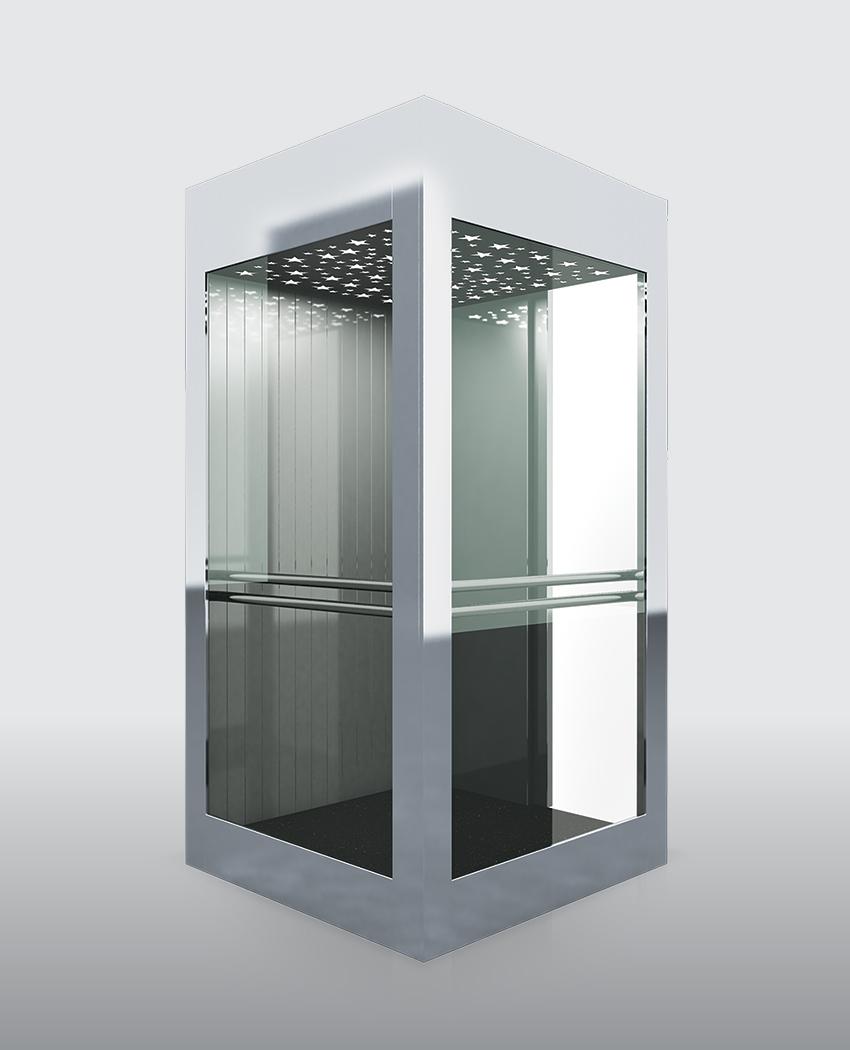 Resa Lift Panoramik Kabin